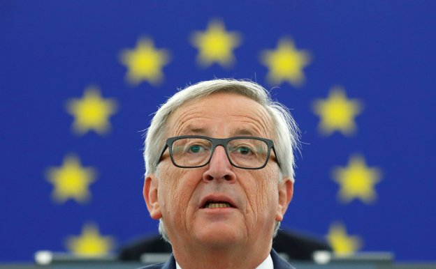 Jean-Claude Juncker. :: reuters/
