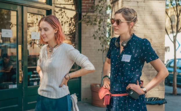 Un fotograma de 'Lady Bird'./