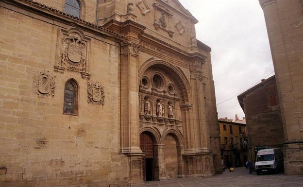 Catedral de Santo Domingo.