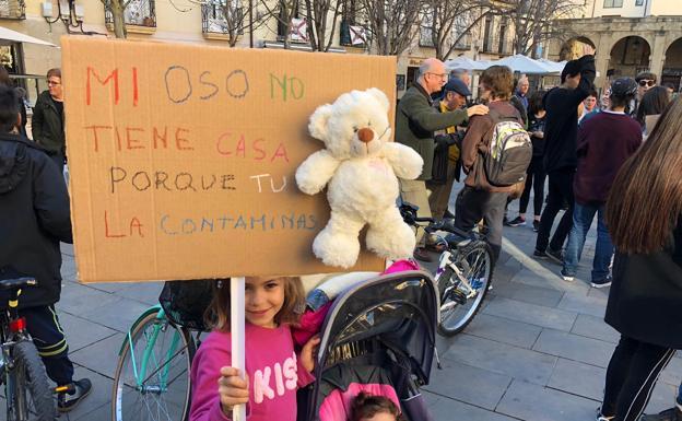 La juventud argentina le exige al Gobierno que enfrente el cambio climático