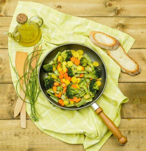 Cocción Y Temperatura. Las Disminuciones En El Contenido Nutritivo Serán  Mayores En Las Cocciones A