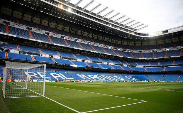 El estadio Santiago Bernabéu. /Paul Hanna/Reuters
