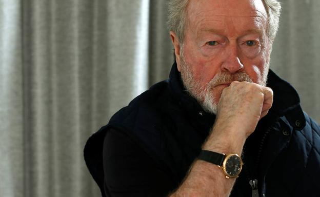 Ridley Scott. /Reuters