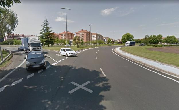 Una niña de 13 años trasladada al San Pedro tras un accidente en la N-111 - La Rioja