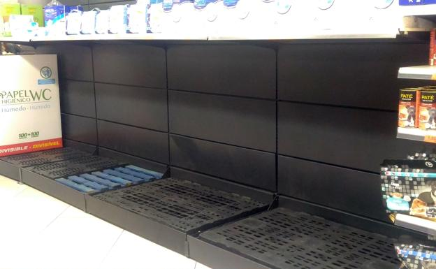 Resultado de imagen de sin papel en supermercados