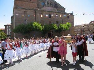 San Marcial se abre paso | La Rioja